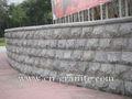 Interior e exterior da parede pedra decoração, Revestimento da parede pedra natural