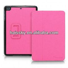 Folio Fabric Case for Apple iPad Mini (Pink)