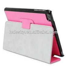 High-grade suede fabric case for iPad mini