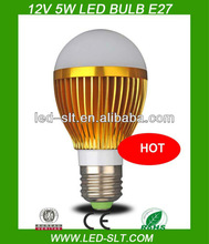 LOW Price With High quality 12v 5w led lampe auto e27 free sample available CE/RoHS