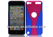 new cup style hybrid case for ipod touch 5
