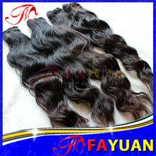 New Arrival Top Quality Ideal Sensational 3.5oz 100% Virgin Loose Wavy Hair Mongolian Hair Natural Wave
