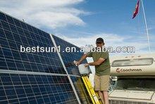 solar tracker sun tracking 500W