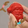 الرجال بعمر الطين شكل هدايا عيد الميلاد للزينة عيد الميلاد والهدايا مفاجأة