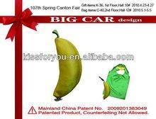 2012 Hot Banana Folding Organic Bag