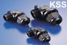 KSS Right Angle Nylon Cable Gland (NPT Thread)
