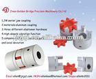 JM2-jaw torque limiter/Back-free shaft coupling/jaw coupling