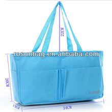 2012 Non-woven portable mummy bag separation belt bag