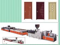 Wood Plastic Composite WPC door Board Production Machine