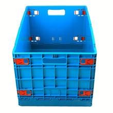 large folding plastic crate