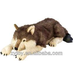 Plush Big Big Wolf Toys OEM