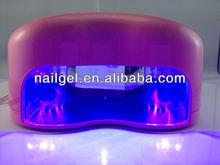 9W new LED BIG watt color gel polish 30seconds