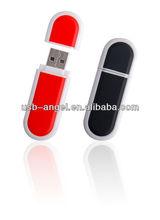 Popular plastic usb for promotion and gift flash drive usb with 2GB/4GB/8GB/16GB/32GB/64GB