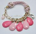 corda catena goccia free braccialetto di perline schemi braccialetto braccialetto a catena ldb0840 anello