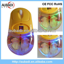 Wired Color Changing USB Mouse