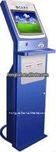 19 inch standard interactive kiosk with keyboard,interactive information kiosks (HJL-3516)