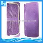 2013 hot sales purple silk fashion elegant lady fashion purse