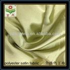 polyester shiny stretch satin fabric