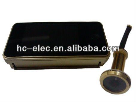 digital video door viewer