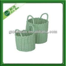 cute plastic kids laundry basket wholesale