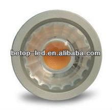 2012 hottest sale GU10 6W hqi spot light spots led gu10 led spot light,550Lm,80Ra/90Ra, CE&ROHS certification