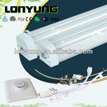 2013 Competitive price ce etl 110v 120v T5 fluorescent twins lamp
