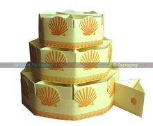 2012 Elegant Candy Paper Card Box