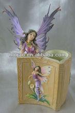 fairy figurines/resin fairy statue/resin fairy ornaments
