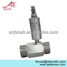 liquid flowmeter transmitter