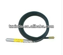 ZN70concrete vibrator shaft/concrete vibrator /poker/head with steel -weaved