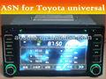 Toyota 4 runner 2002-2009 dvd del coche del gps del coche de radio de audio del coche
