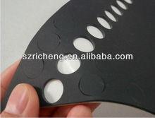 3M SJ5816 Black Laptop Rubber Feet Small Round Dot