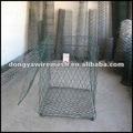 venta caliente recubierto de pvc cesta de gaviones