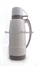 New vacuum flask with glass refill