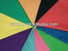 cotton black plain poplin fabric 45*45 110*76 for pocketing