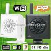 Smart indoor infrared ip camera video transimitter via internet,wireless hidden cctv camera case