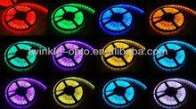 durable rgb smd5050 led ribbon christmas lights