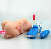 Vibrating lady silicone mini doll making real stimulation hot sex vagina for men sex toy