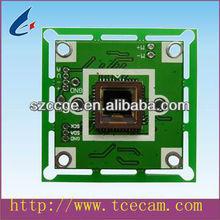 1/4 CCTV HD MT9V136 CMOS Board Camera Module