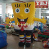 inflatable moving spongebob cartoon