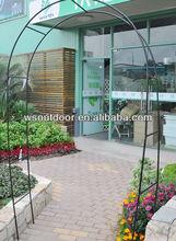 Metal garden arch economical type