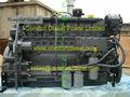 moteur diesel du deutz BF6M2012C pour l'autobus, le camion et la machine de construction