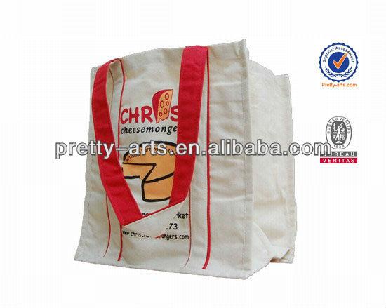 Réutilisable shopping sacs avec logo