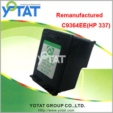 Remanufactured inkjet cartridge for HP 337 with 6840 / 9800 / 9800d / 6210