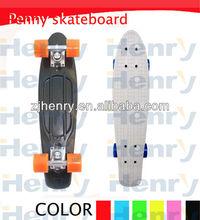 2012 hot wholesale plastic penny skateboard