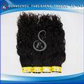 Qualidade superior atacado aaaaa grade100% peruano cabelo humano virgem de cabelo elétrico máquina de corte