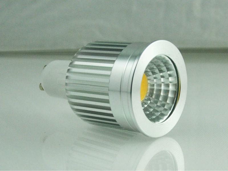 banq hotsale 560lm new cob led spotlights 6W gu10 CE RoHS TUV