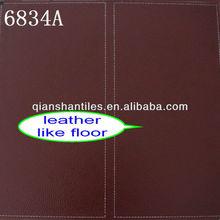leather like floor tile
