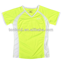 Customized sublimation T shirts for ladies