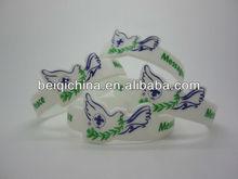 Custom Silicone Bracelet/Wristband